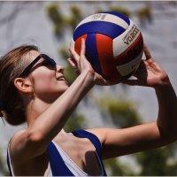 Случайный кадр...Лето,солнце,улыбки,спорт... Что ЕщЁ нужно??? :: Александр Вивчарик
