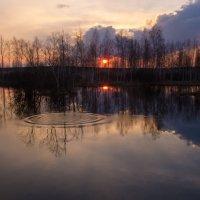 На закате. :: Алексей Сараев