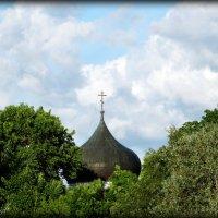 Спасо-Преображенский Мирожский монастырь. Купол. :: Fededuard Винтанюк