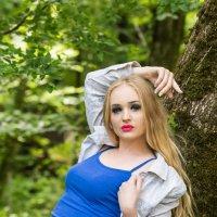 В лесу :: Денис Красненко