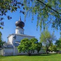 Церковь Успения у парома (Псков) :: Nikolay Ya.......