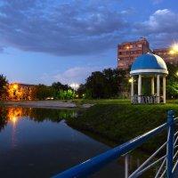 Городской вечер :: Сергей Мурзин