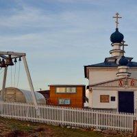 Церковь в Хужире :: Ольга