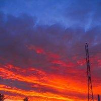 Краски заката :: Сергей Сметанин