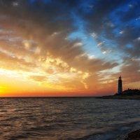 Херсонесский маяк :: Владимир Руденко