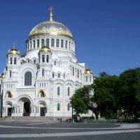 Морской собор святителя Николая Чудотворца в Кроншадте :: Валерий Новиков