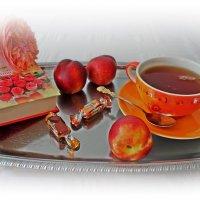 Утренний чай... :: Galina Dzubina