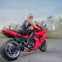 Bikegirl :: Aleksey Fedosov