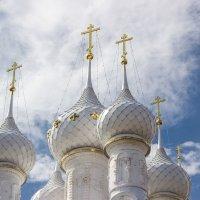 Устремленные в небо :: Elena Ignatova