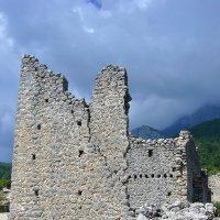 Развалины древнеримской крепости недалеко от Кемера, Турция :: Денис Кораблёв
