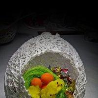 В волшебном яйце :: val-isaew2010 Валерий Исаев