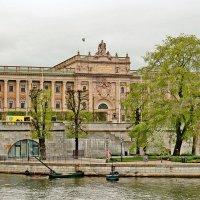 Королевский дворец в Стокгольме. :: Олег Попков