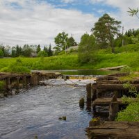 старая плотина :: Андрей Нестеренко