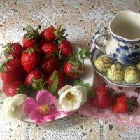Ароматный, утренний десерт :: Елена Семигина