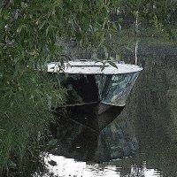 лодка :: Ольга Заметалова