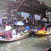 Плавучий рынок.Бангкок :: Евгений Подложнюк