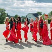 Подружки невесты :: Оксана ЛОбова