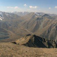 горы. с высоты гор :: Горный турист Иван Иванов