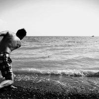 Время разбрасывать камни... :: Катерина Чебышева