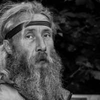 Человек в Ч/б. :: Иван Янковский
