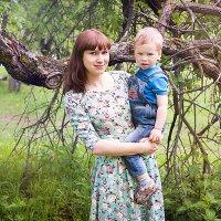Семейная фотосессия :: Лина Фонарева