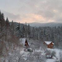 Домик в горах :: Андрий Майковский