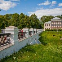 Мост в Угличе :: Евгений Кузьминов