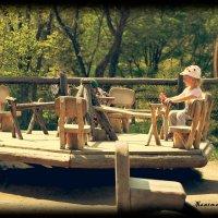 "Парк семейного отдыха ""Штыковские пруды"" :: Жанетта Буланкина"