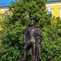 Александровский Сад. Памятник Александру I :: Андрей Воробьев