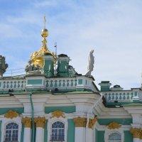фрагмент Зимнего Дворца. СПб :: Karlygash Khassenova