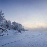 утро на реке Ока :: Михаил Корнилов