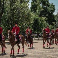 Кубанские казаки. :: Геннадий