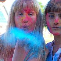 Фестиваль Холли :: Виктория Зайцева