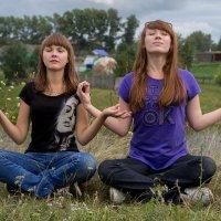 медитация :: Алина Фаизова