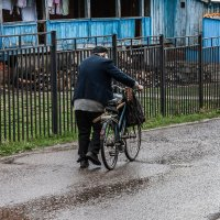 Велосипедист :: Анатолий Мигов