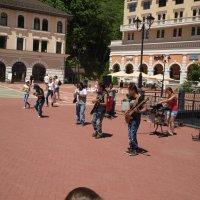 Музыканты из эквадора :: Дмитрий