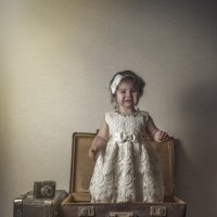 шкатулка с принцессой :: Оксана Циферова