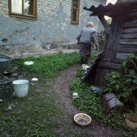 Старый двор :: Николай Филоненко