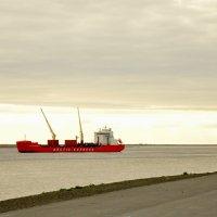 Арктический экспресс в Дудинке :: Витас Бенета