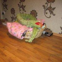 Бруня на задворках своей постели... :: Владимир Смольников