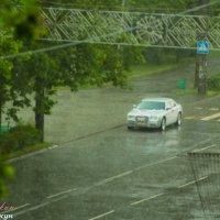 Свайба под дождем :: vcherkun