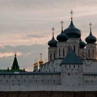 Макарьевский женский монастырь :: Владимир Новиков