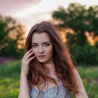 На закате :: Виктория Уточкина