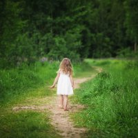 Длинная дорожка...для маленьких ножек) :: Екатерина Overon