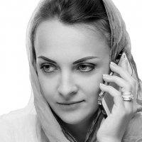 Женский портрет № 7 :: Анатолий Тимофеев