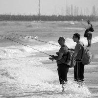рыбаки :: Ефим Журбин