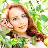 лето-лето... (модель Елена) :: елена брюханова