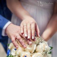 день свадьбы :: Татьяна Исаева-Каштанова