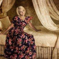 Принцесса на горошине :: Natalia McCarova