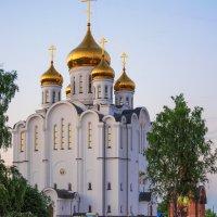 Свято-Стефановский кафедральный собор :: Сергей Щеглов